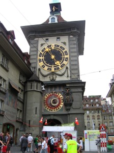 Bern's Clock Tower